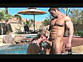 Zeb Atlas: Chris on Zeb Atlas's Auditions