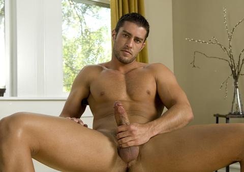 Cody cummings strokes his dick
