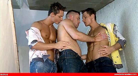 ManSurfer Milo Peters, Elijah Peters & Christian