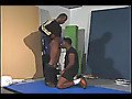 Ebony Knights: Hung Black Guys Fuck Each Other