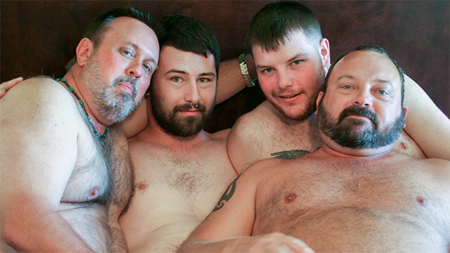 gay bear group porn
