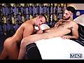 Luke Adams & Jarec Wentworth