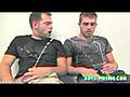 Boys Pissing: Austin Ried & Preston Ettinger
