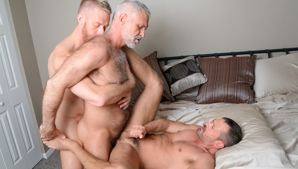 ManSurfer Christopher Daniels, Allen Silver & Will Swagger