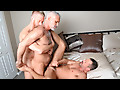 Christopher Daniels, Allen Silver & Will Swagger