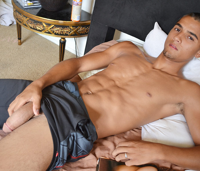 Gay latino male nude