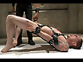 30 Minutes Of Torment: Jay Rising's 10 inch fat cock gets torment to the extreme