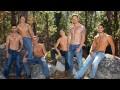 Tanner, Bryce, Coleman, David, Andy & Noel - Bareback - Sean Cody
