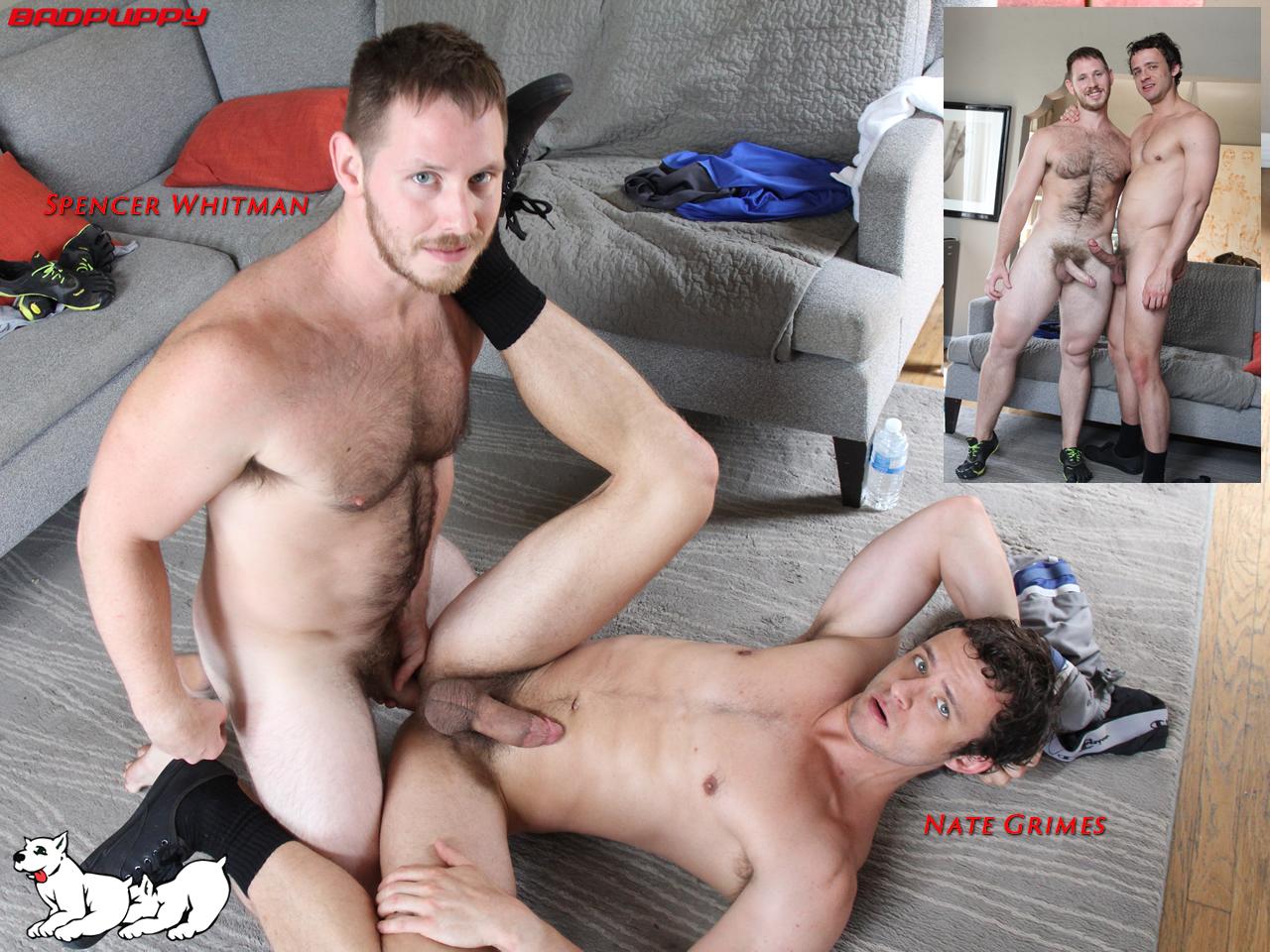 Spencer whitman meleg pornó