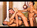 Arabian Knight's fun group sex