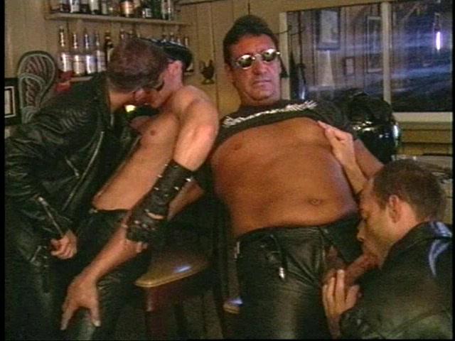 Gay leather porn videos