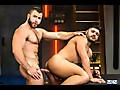 Men: Diego Reyes & Nicolas Brooks