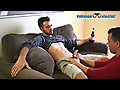 ManHub: Blowing Jacobo two weeks load