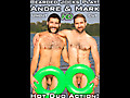 Island Studs: Hot Duo Action: Andre & Mark