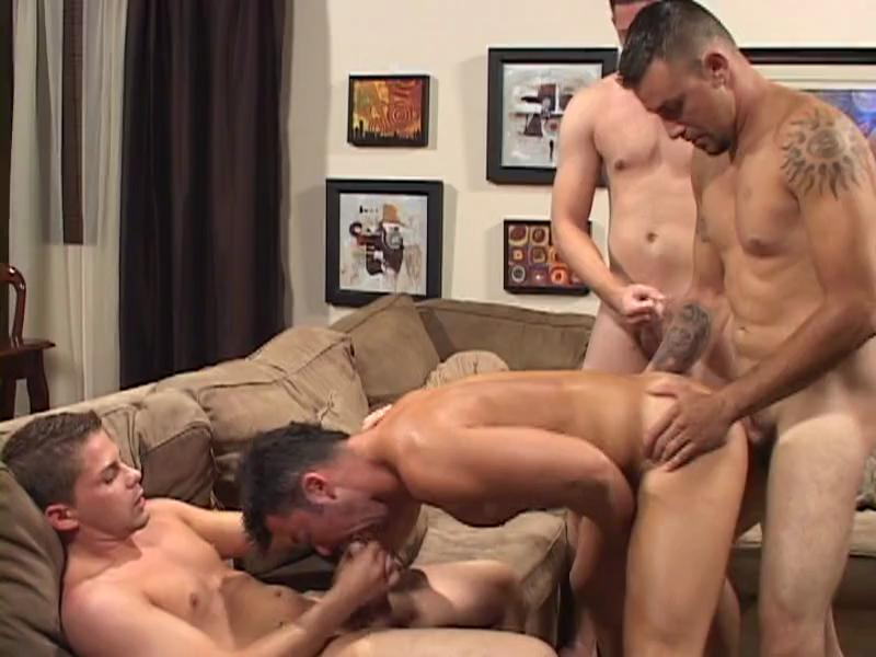 Andre Barclay And Dominik Blowing