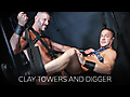 Bareback that Hole: Clay Towers & Digger