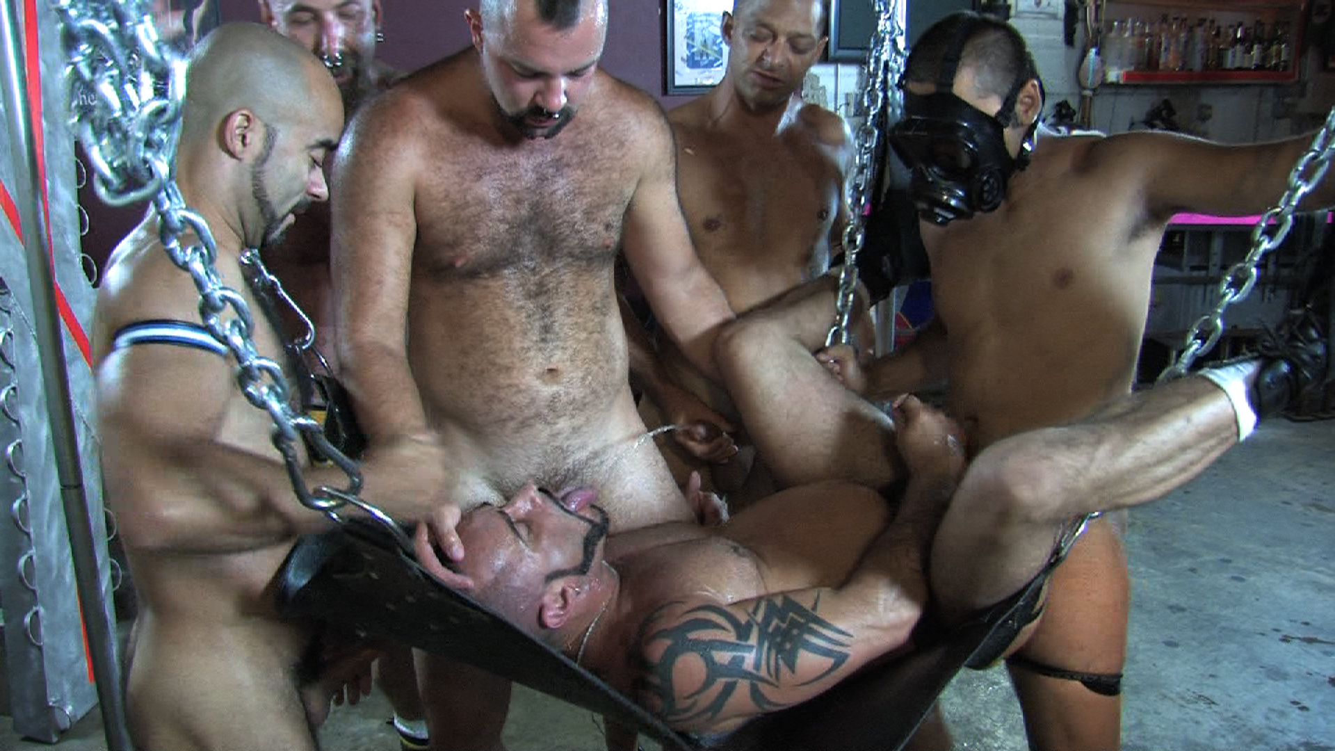 Gay rough piss sex first time home made 10