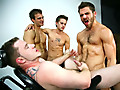 Tommy Defendi, Mason Star, Gabriel Clark & David