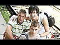 Tom Smith, Martin Corvin & Luke Taylor