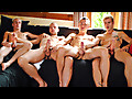 Hard Brit Lads: Luke Desmond, Justin Harris, Matt Brooks & Leo Helios