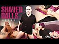 Swingin Balls: Mario Xes - Shaved Balls