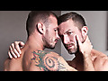 Behind the BareBack scene with Swedish Tomas Brand & His Husband Logan Rogue