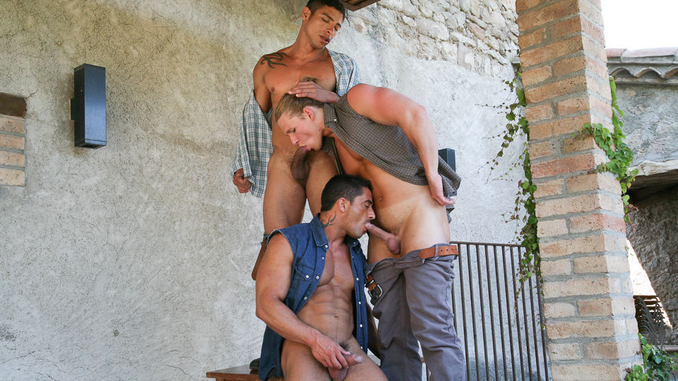 ManSurfer David Kadera, Robin Sanchez & Julio Rey