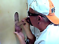 Married With 8 Inches Visits The Gloryhole