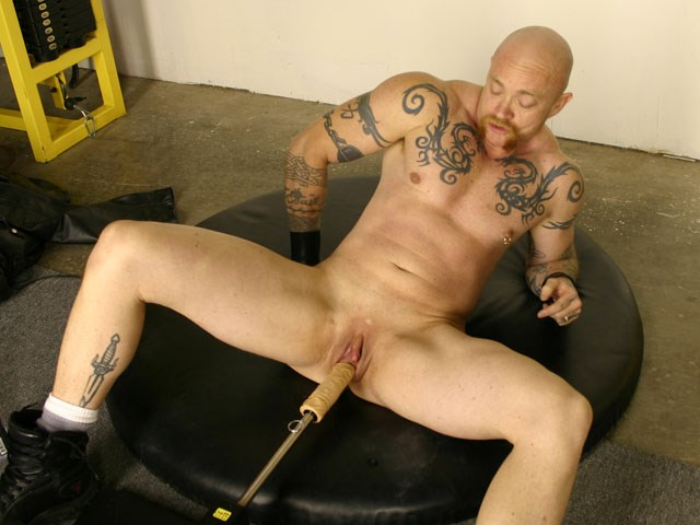 Buck angel fucks a man
