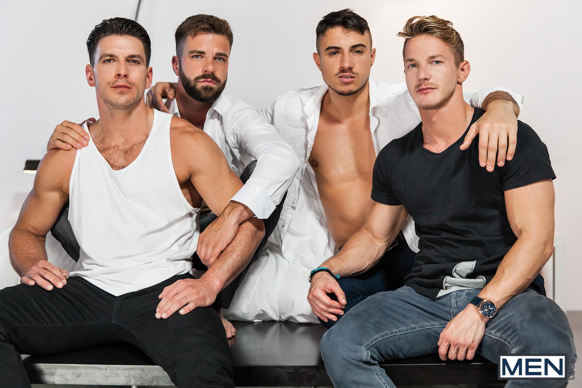 gay porno videa Bryan Silva
