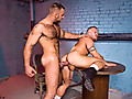 Hairy Boyz: Ben Brown and Bruno Knight