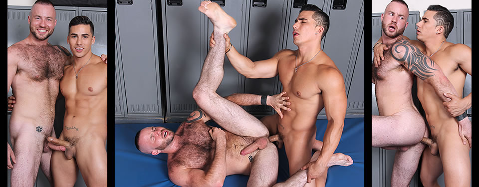 ManSurfer Topher DiMaggio & Justin King