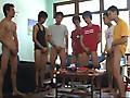 Gay Asian Twinkz: Swim Team Jerk Off