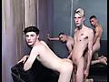Master Aaron, Clyde Walton, Dylan Blake & Claude Nikotine
