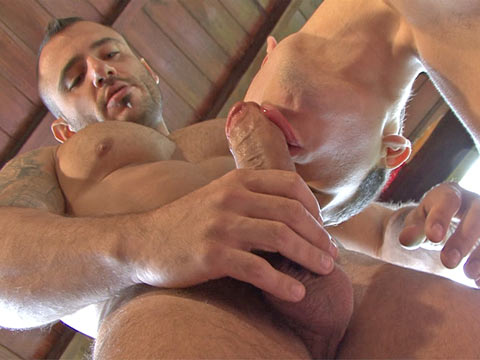Two Latinos Ass Fucking Outdoor