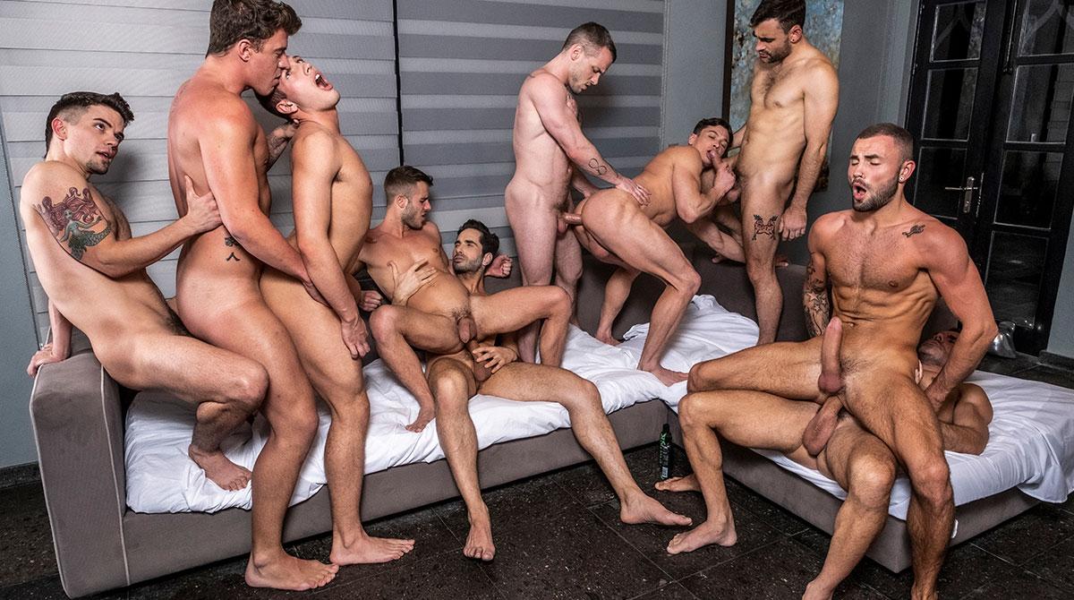 Orgy Video