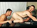 Men Hard at Work: Spencer Whitman, Trent Locke