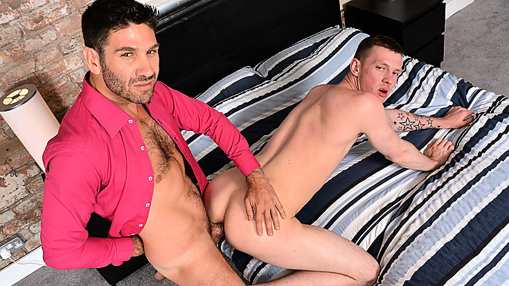 Craig Daniel And Damien Ryder
