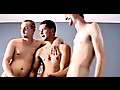Threesome Bareback Buddies