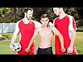 Next Door Buddies: Mark Long, Elye Black & Dacotah Red