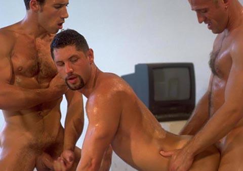 ManSurfer Blake Harper, Jason Branch, Marcus Iron