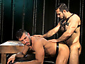 Hairy Boyz: Logan Scott and Adam Champ
