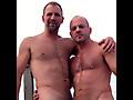 Carlo Cox and Parker Williams
