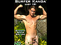 Island Studs: Surfer Kanoa