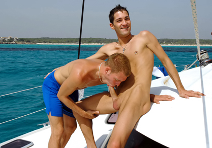 pics videos guys boating naked