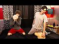 Zack Randall: Groovy Dave & William Steele