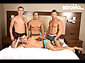 Brenner Bolton, Max London, Leon Lewis & Zane Anders