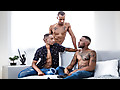 Noir Male: Aaron Reese, Jigz Castelo & Titus McMasters