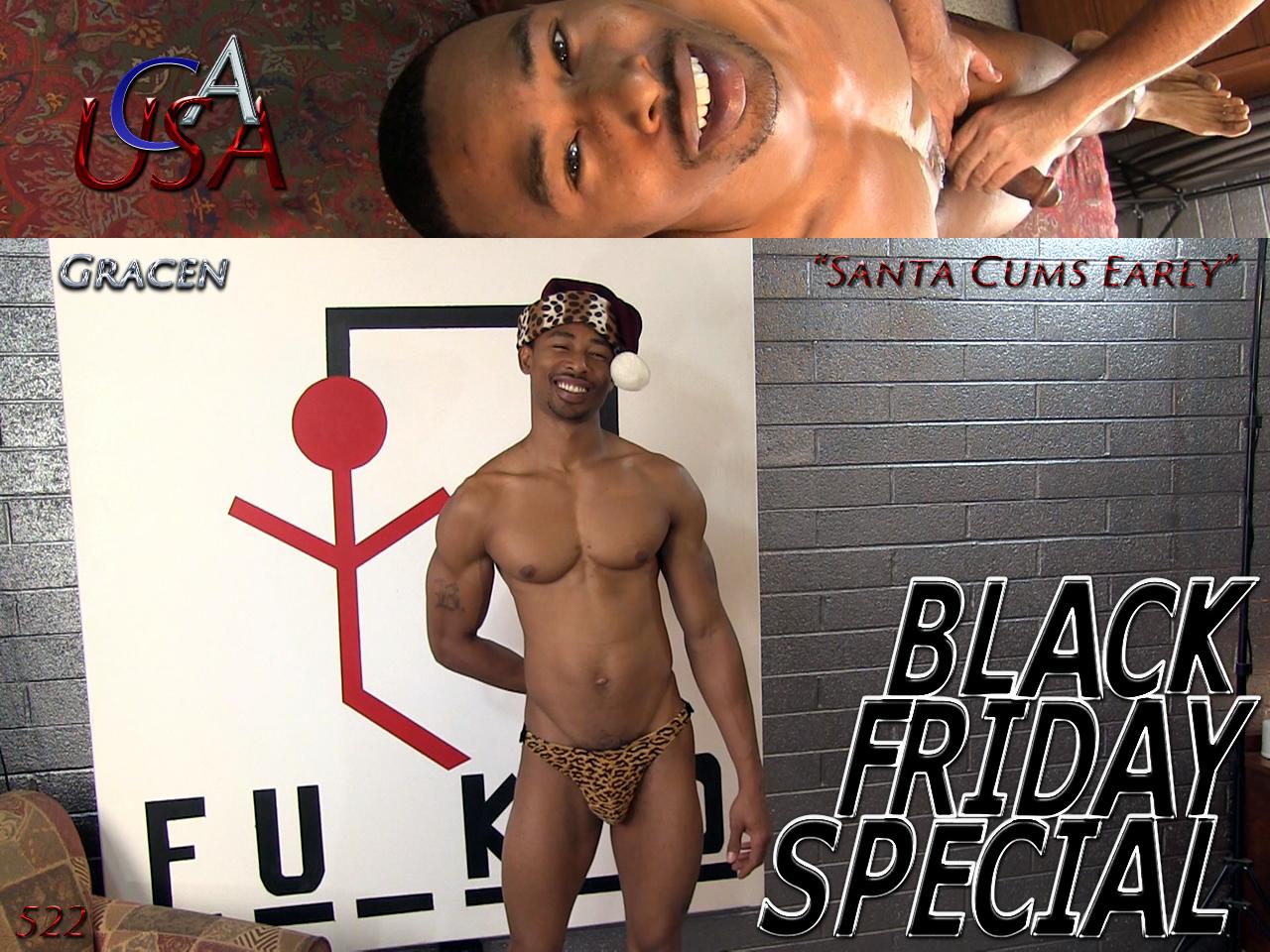 Gay Black Santa 100