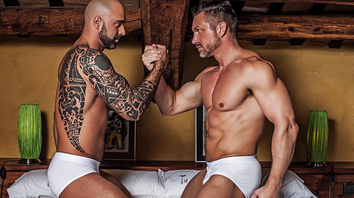 ManSurfer Tomas Brand & Angelo Di Luca